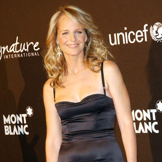 Helen Hunt in Montblanc Signature For Good Charity Gala - Arrivals