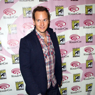 Patrick Wilson in Wonder Con - Day 2