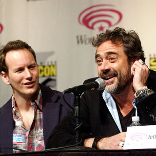 Jeffrey Dean Morgan, Patrick Wilson in Wonder Con - Day 2