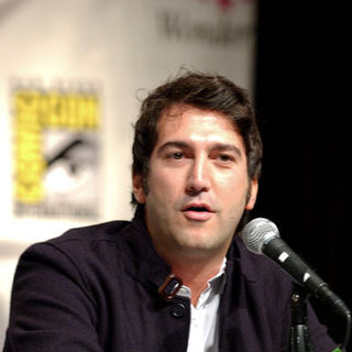 Josh Schwartz in Wonder Con - Day 3