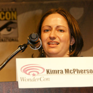 Kimra McPherson in Wonder Con - Day 3