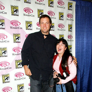 Adam Baldwin in Wonder Con - Day 3