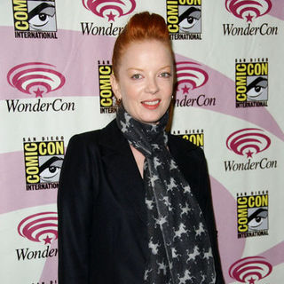 Shirley Manson in Wonder Con - Day 3