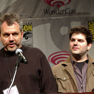 Jeffrey Bell, Dan Shotz in Wonder Con - Day 3