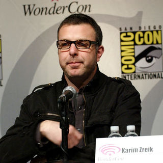 Karim Zreik in Wonder Con - Day 3