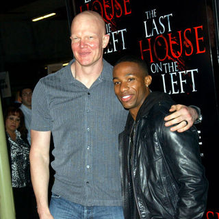 "Arlen Escarpeta, Derek Mears in ""The Last House on the Left"" Los Angeles Premiere - Arrivals"