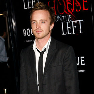 "Aaron Paul in ""The Last House on the Left"" Los Angeles Premiere - Arrivals"