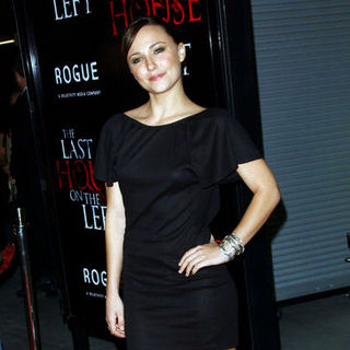 "Briana Evigan in ""The Last House on the Left"" Los Angeles Premiere - Arrivals"