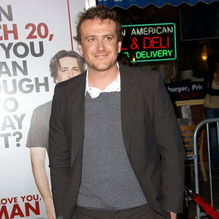 "Jason Segel in ""I Love You, Man"" Los Angeles Premiere - Arrivals"