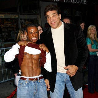 "Tommy Davidson, Lou Ferrigno in ""I Love You, Man"" Los Angeles Premiere - Arrivals"