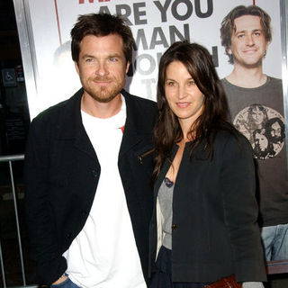 "Jason Bateman, Amanda Anka in ""I Love You, Man"" Los Angeles Premiere - Arrivals"