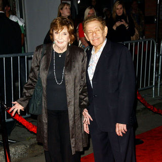 "Anne Meara, Jerry Stiller in ""I Love You, Man"" Los Angeles Premiere - Arrivals"