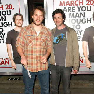 "Chris Pratt, Brendan Hines in ""I Love You, Man"" Los Angeles Premiere - Arrivals"