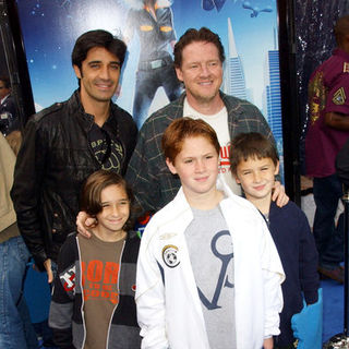 "Donal Logue, Giles Marini in ""Monsters vs. Aliens"" Los Angeles Premiere - Arrivals"