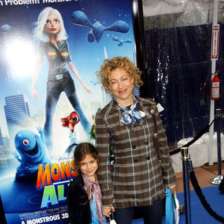 """Monsters vs. Aliens"" Los Angeles Premiere - Arrivals - ALO-062225"