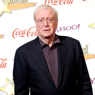 Michael Caine in 2009 ShoWest Closing Night Ceremony - Press Room