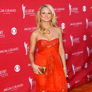 Miranda Lambert in 44th Annual Academy Of Country Music Awards - Arrivals