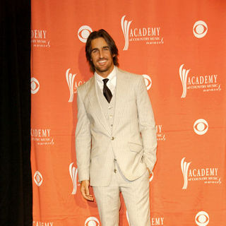 Jake Owen in 44th Annual Academy Of Country Music Awards - Press Room
