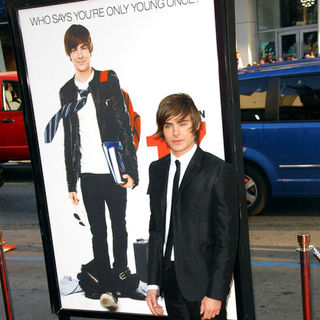 "Zac Efron in ""17 Again"" Los Angeles Premiere - Arrivals"