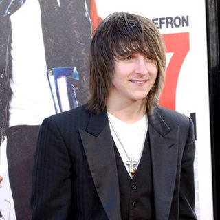 "Mitchel Musso in ""17 Again"" Los Angeles Premiere - Arrivals"