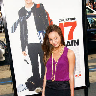 "Samantha Droke in ""17 Again"" Los Angeles Premiere - Arrivals"