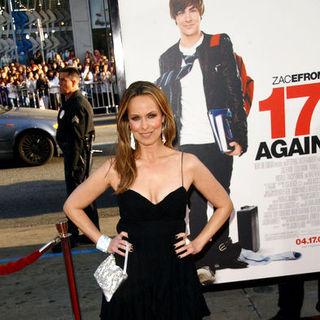 "Melora Hardin in ""17 Again"" Los Angeles Premiere - Arrivals"