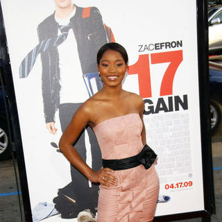 "Keke Palmer in ""17 Again"" Los Angeles Premiere - Arrivals"