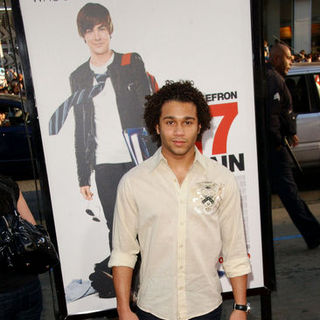 "Corbin Bleu in ""17 Again"" Los Angeles Premiere - Arrivals"