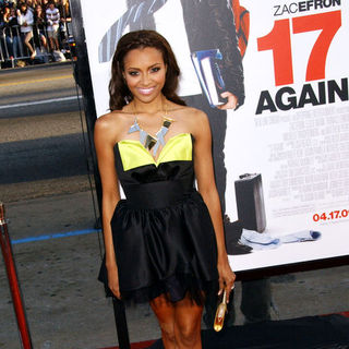 "Katerina Graham in ""17 Again"" Los Angeles Premiere - Arrivals"