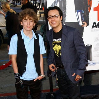 "Efren Ramirez in ""17 Again"" Los Angeles Premiere - Arrivals"
