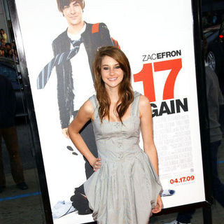 "Shailene Woodley in ""17 Again"" Los Angeles Premiere - Arrivals"