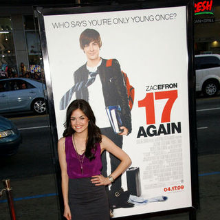 "Lucy Hale in ""17 Again"" Los Angeles Premiere - Arrivals"