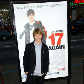 "Sterling Knight in ""17 Again"" Los Angeles Premiere - Arrivals"
