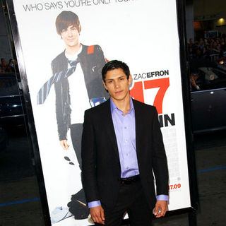 "Alex Meraz in ""17 Again"" Los Angeles Premiere - Arrivals"