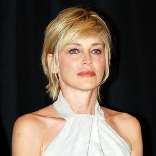 Sharon Stone - Press Conference By US Doctors For Africa to Announce a Historic Health Summit with 15 First Ladies