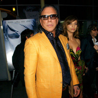 "Mickey Rourke in ""The Informers"" Los Angeles Premiere - Arrivals"
