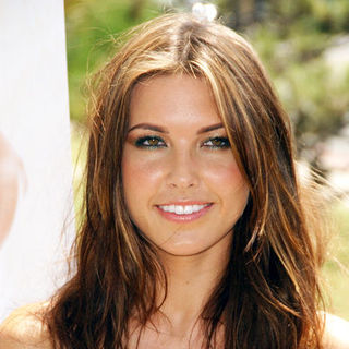"Audrina Patridge in ""The Hills"" Star Audrina Patridge Unveils Her New PETA Billboard"
