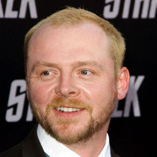"Simon Pegg in ""Star Trek"" Los Angeles Premiere - Arrivals"