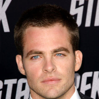 "Chris Pine in ""Star Trek"" Los Angeles Premiere - Arrivals"