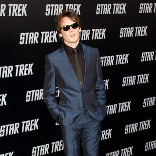 "Anton Yelchin in ""Star Trek"" Los Angeles Premiere - Arrivals"