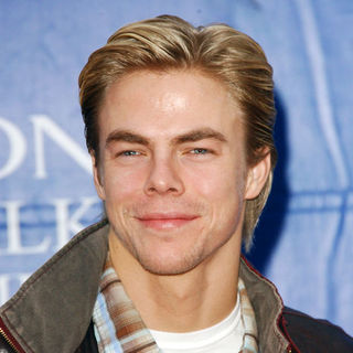 Derek Hough in 16th Annual EIF Revlon Run/Walk For Women
