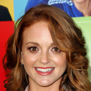 "Jayma Mays in ""Glee"" Los Angeles Premiere Event - Arrivals"