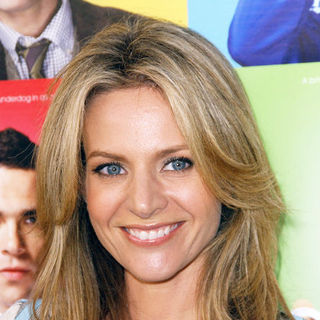 "Jessalyn Gilsig in ""Glee"" Los Angeles Premiere Event - Arrivals"