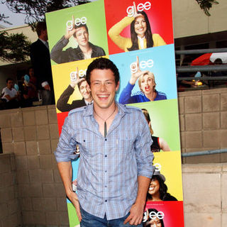 "Cory Monteith in ""Glee"" Los Angeles Premiere Event - Arrivals"