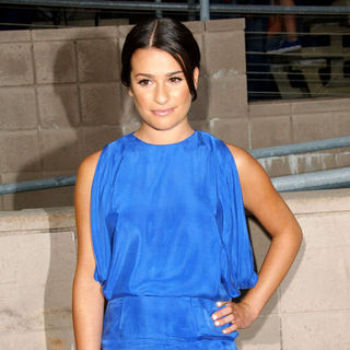 "Lea Michele in ""Glee"" Los Angeles Premiere Event - Arrivals"