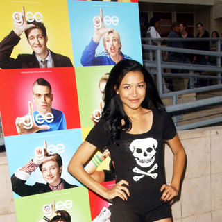 "Naya Rivera in ""Glee"" Los Angeles Premiere Event - Arrivals"