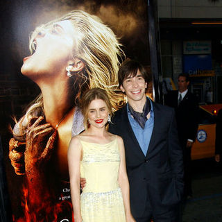 "Alison Lohman, Justin Long in ""Drag Me To Hell"" Los Angeles Premiere - Arrivals"