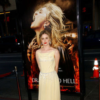 "Alison Lohman in ""Drag Me To Hell"" Los Angeles Premiere - Arrivals"