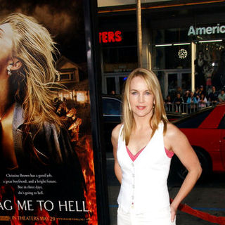"Renee O'Connor in ""Drag Me To Hell"" Los Angeles Premiere - Arrivals"