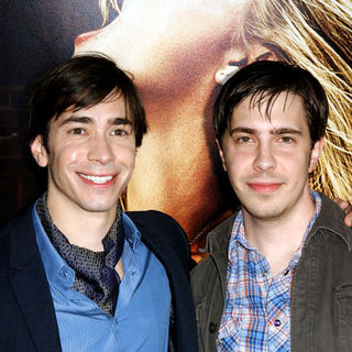 "Justin Long, Christian Long in ""Drag Me To Hell"" Los Angeles Premiere - Arrivals"